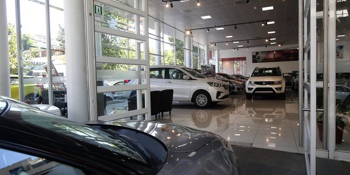 Récord: en Chile se vendieron 417 mil autos durante 2018
