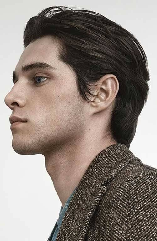 Cortes de pelo largo hombre 2019