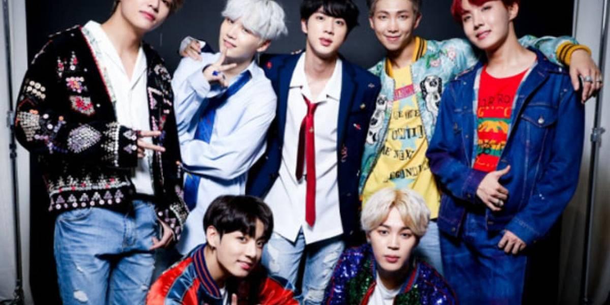 Fanáticas de la banda de K-Pop, BTS truenan en contra de presentadora de TV