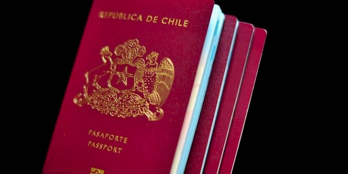 Pasaporte chileno es el más poderoso a nivel latinoamericano y el 15 a nivel mundial