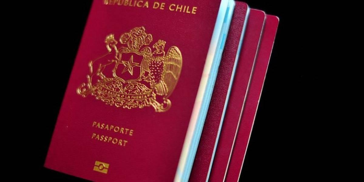 Revelan listado de los pasaportes con mayor peso del mundo