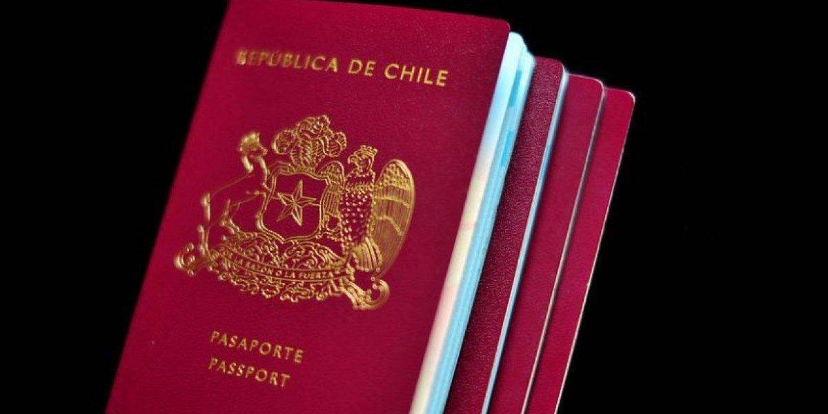 Chile tiene el pasaporte más poderoso de Latinoamérica y se ubica entre los 15 mejores del mundo