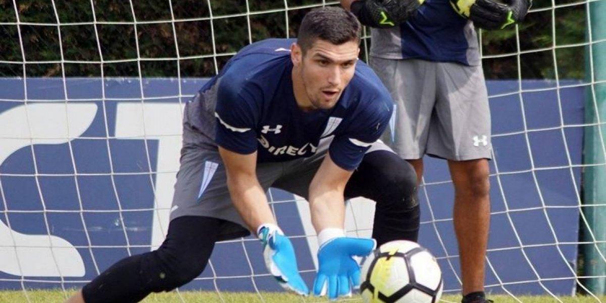 """Dituro palpita la competencia con Toselli en la UC: """"Trabajaré para jugar todas las competiciones que pueda"""""""