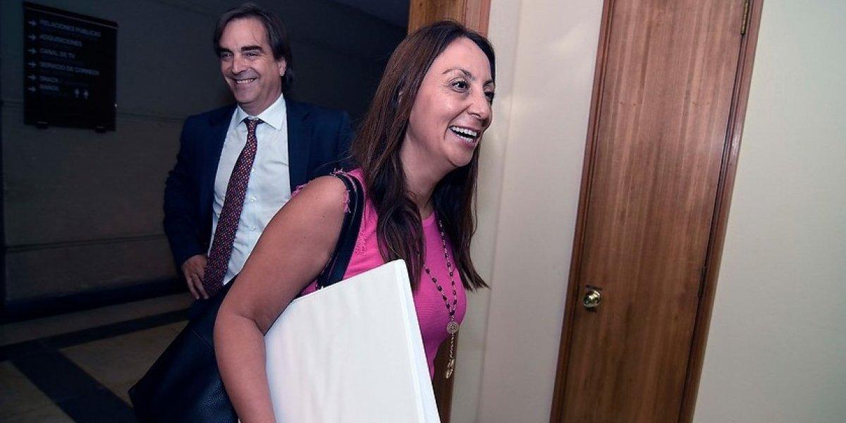 Cambio de gabinete no se anuncia, se ejecuta: ministra Cecilia Pérez descarta modificaciones en el ejecutivo