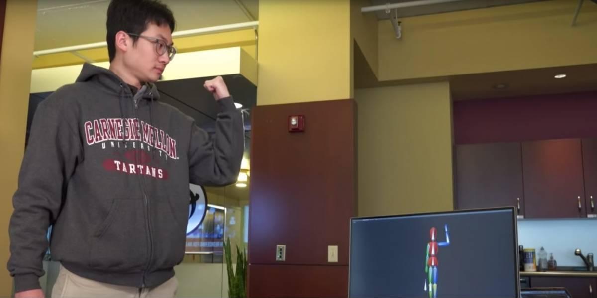 Científicos crean ropa inteligente que rastrea cambios en la forma del cuerpo