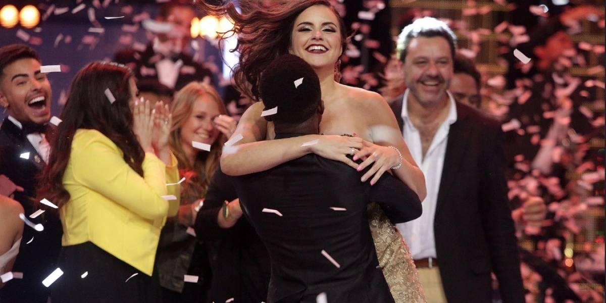 Emilia Dides se coronó en la segunda temporada de
