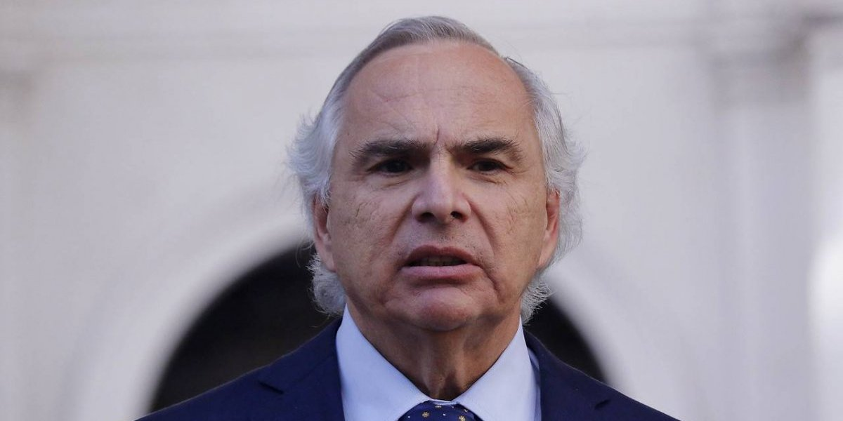 """¿Candidato a La Moneda? Presidente de RN asegura que Chadwick """"sería una buena carta"""" presidencial"""