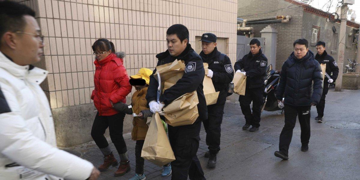Los atacó con un martillo: 20 niños heridos en China por trabajador de su escuela