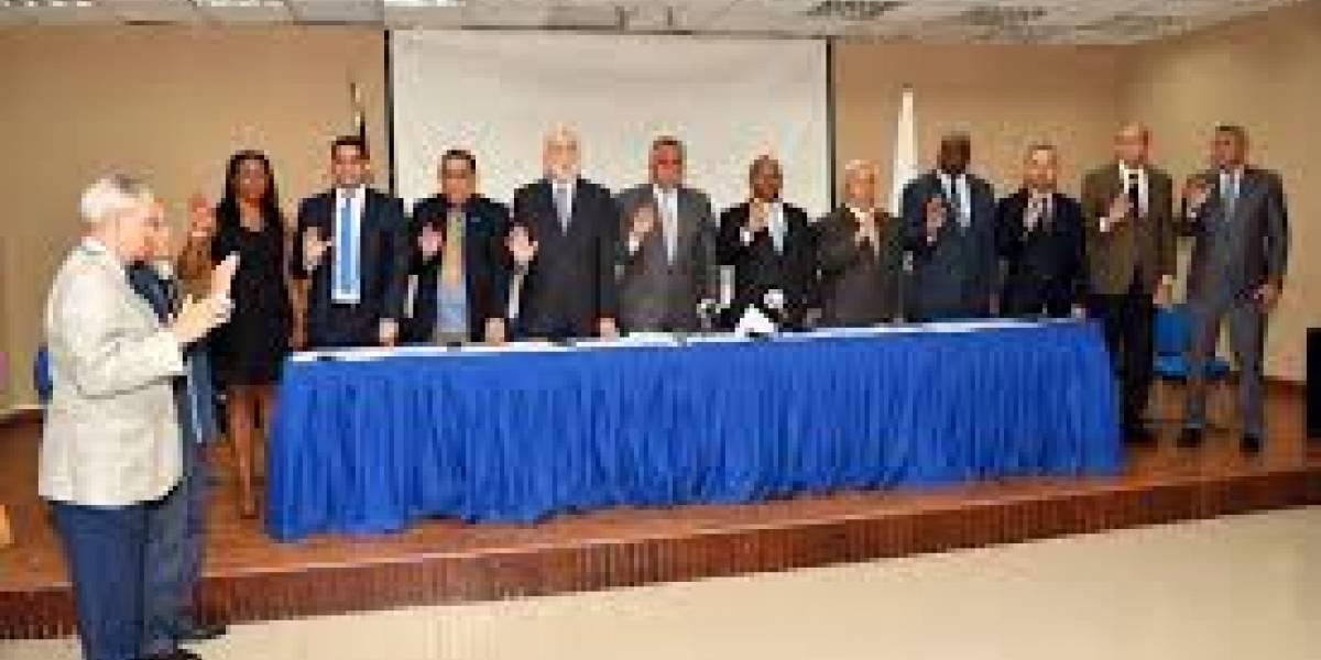 COD: Rectifican nuevo Comité Ejecutivo