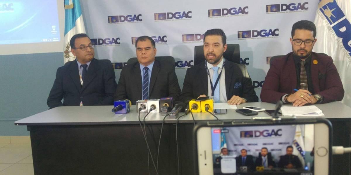 """Director de Aeronáutica Civil: """"El MP irrumpió protocolos de seguridad en el aeropuerto"""""""
