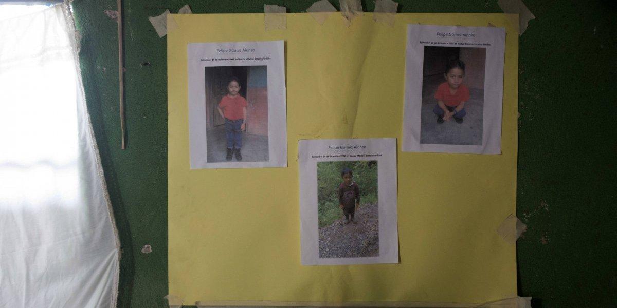 Congresistas hispanos investigan muerte de niño guatemalteco