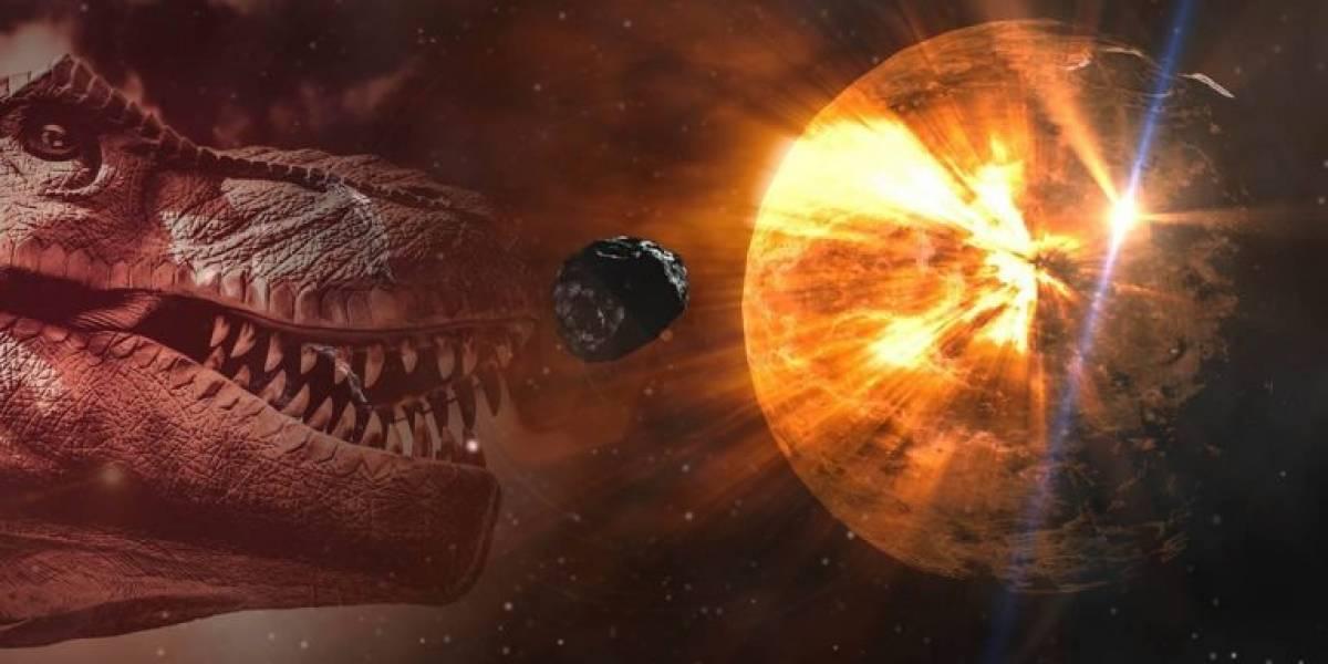 ¡Un tsunami de 1.600 metros! El asteroide que devastó a los dinosaurios tuvo consecuencias realmente violentas