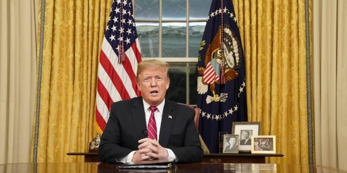 """VIDEO. Donald Trump: """"La situación en la frontera es una crisis creciente"""""""