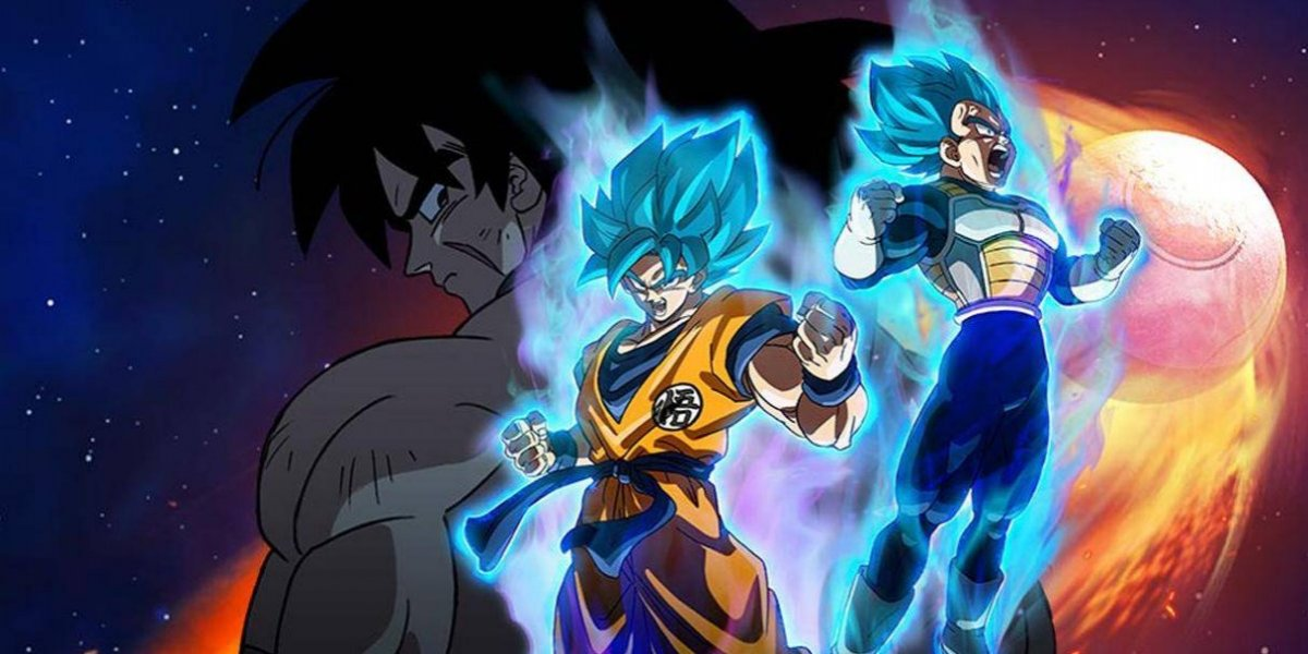 """¿Quién es más fuerte, Goku o Vegeta? No te pierdas el gran estreno de """"Dragon Ball Super: Broly"""""""