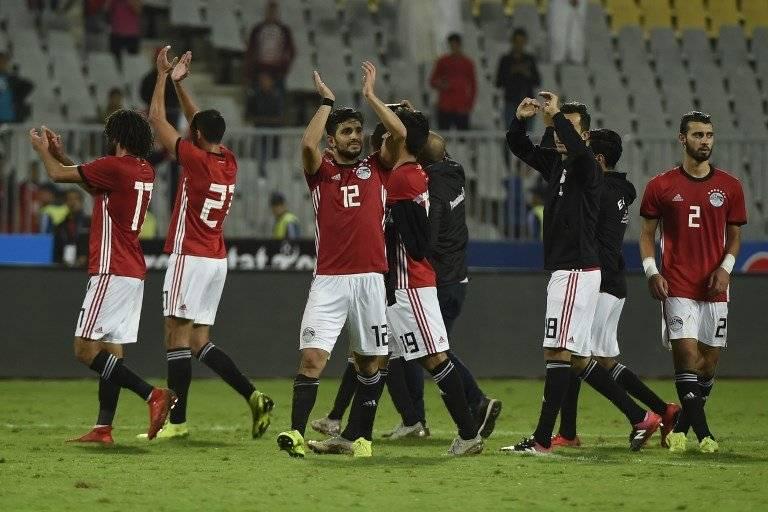 Gol de Egipto