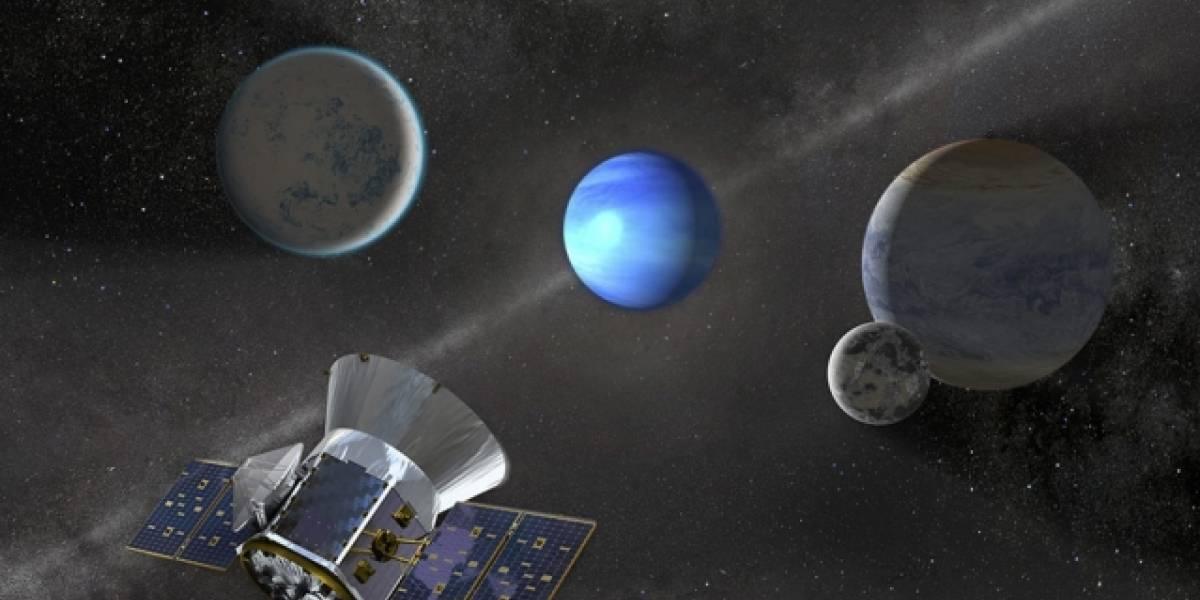 """Encuentran un exoplaneta """"sub-Neptuno"""" con una órbita y calor bastante extraños"""