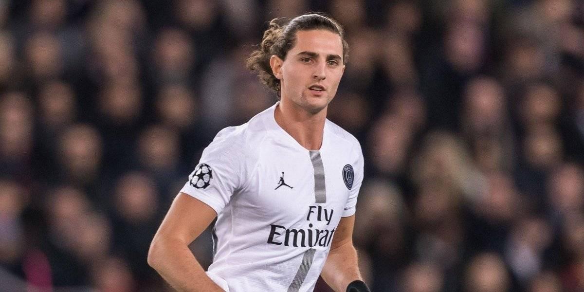 La guerra no cesa: PSG suspende a Adrien Rabiot por un polémico 'like' en Instagram