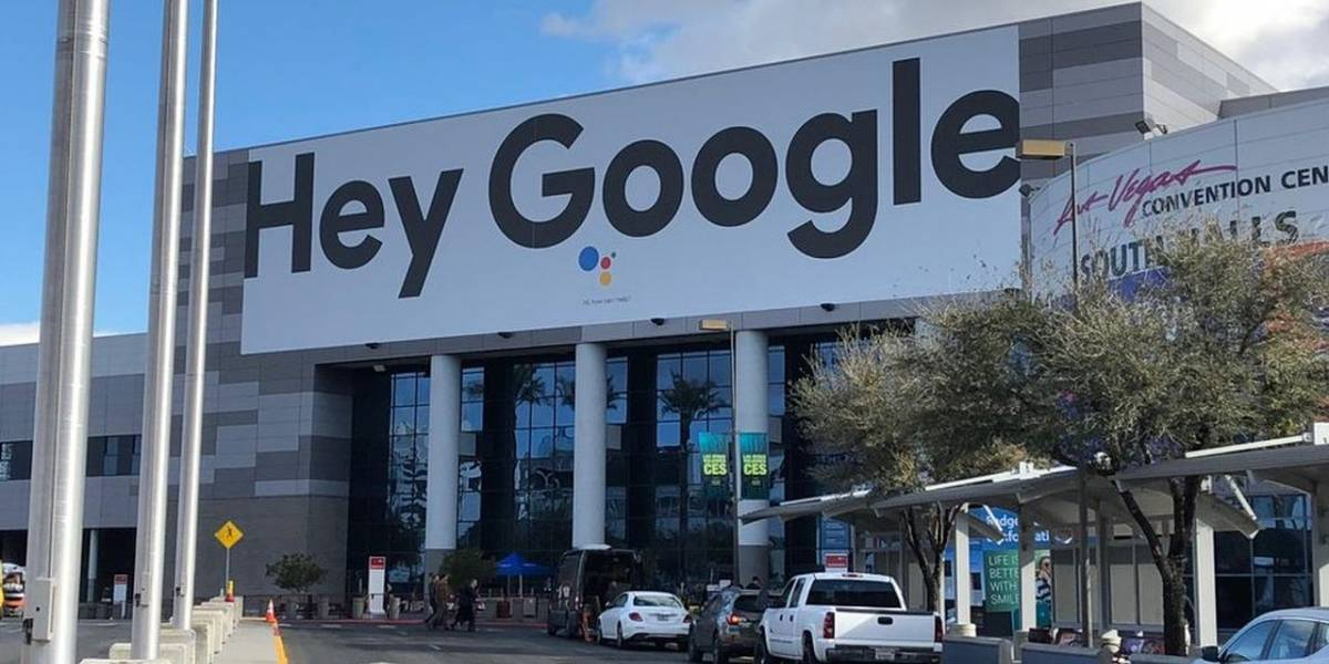 Esto es todo lo que anunció Google en CES 2019