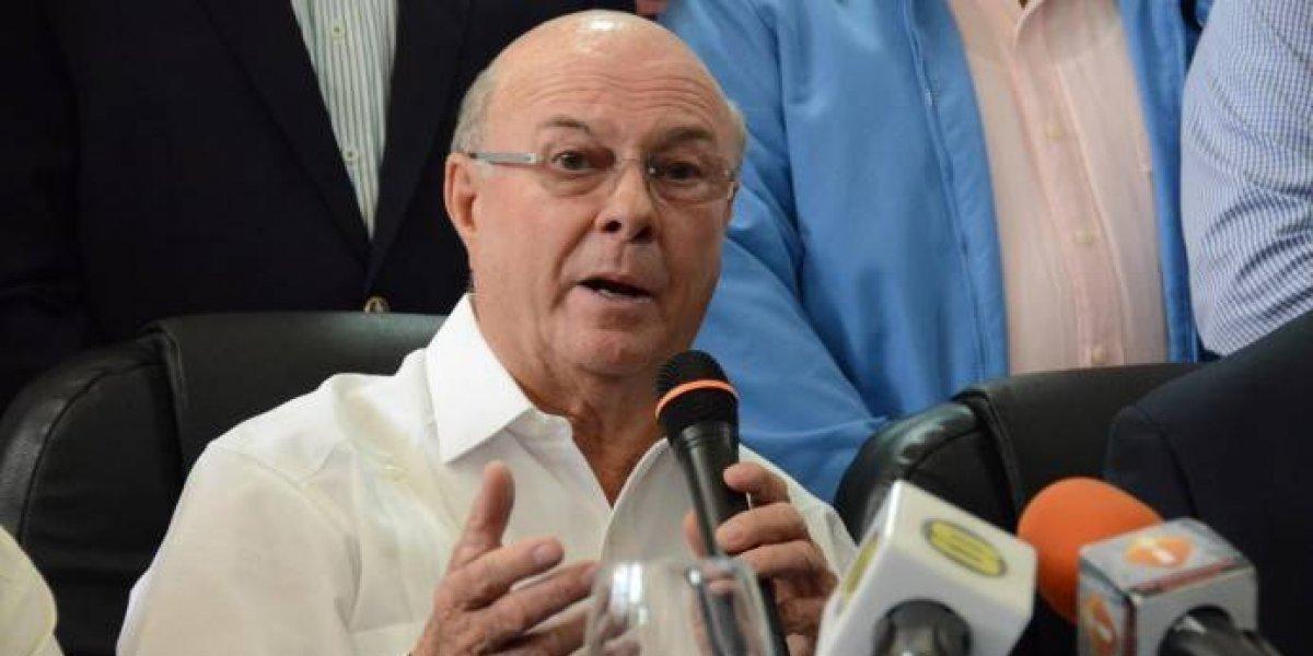 Hipólito reitera será el candidato presidencial del PRM para el 2020
