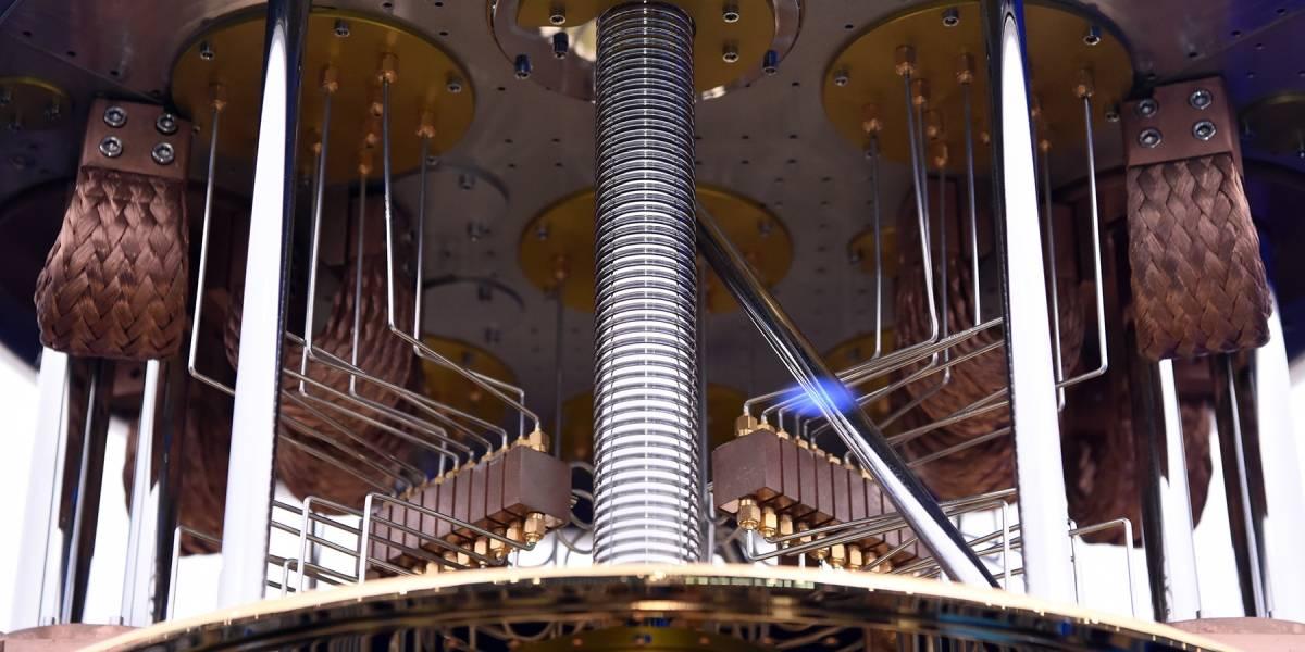 Q System One: primera computadora cuántica comercial de 20 qubits