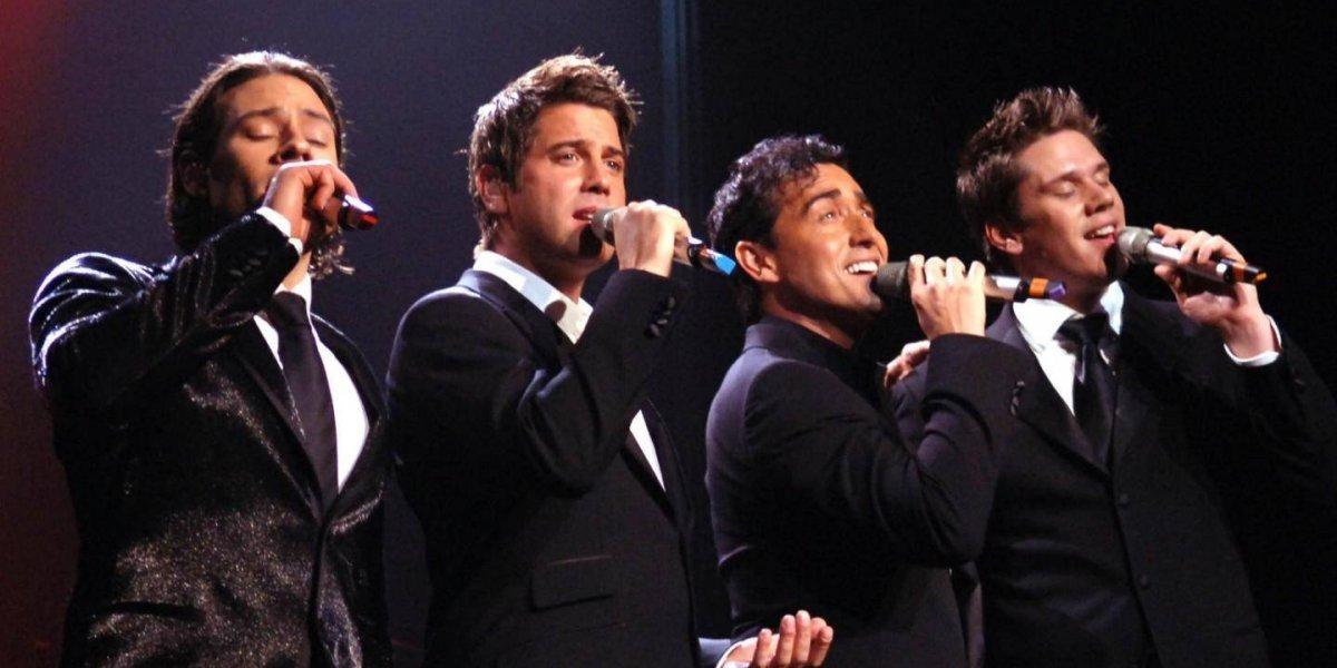 Il Divo cantará el 23 de febrero en Hard Rock