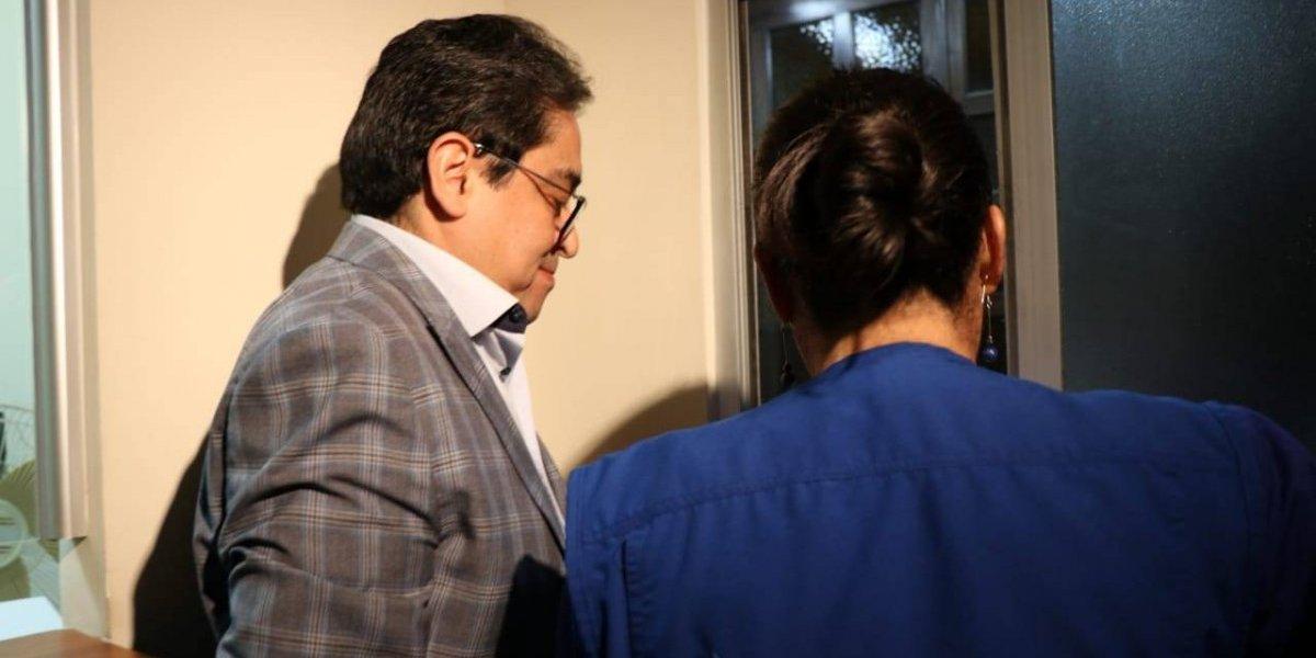 PDH presenta amparo en contra de la decisión anunciada por Jimmy Morales