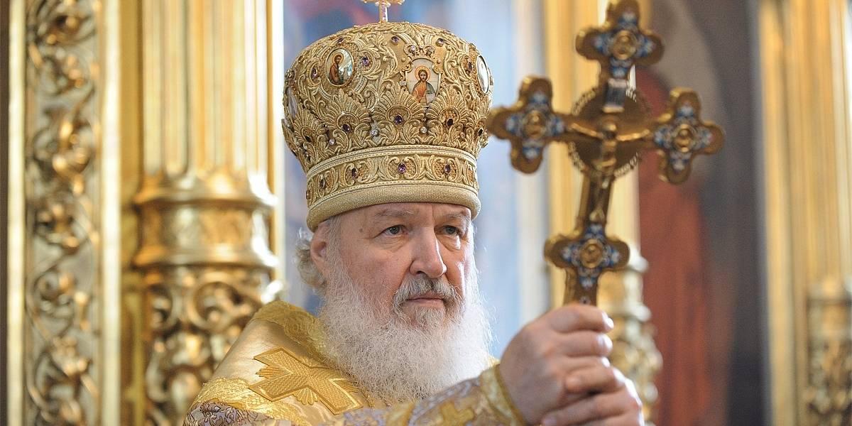 El patriarca de la Iglesia Ortodoxa rusa dice que el Anticristo viene con Internet y con los smartphones