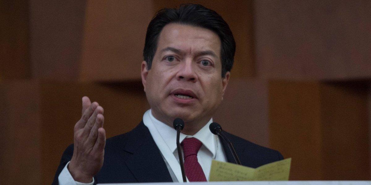 Desabasto es por logística de distribución, no es algo político: Mario Delgado