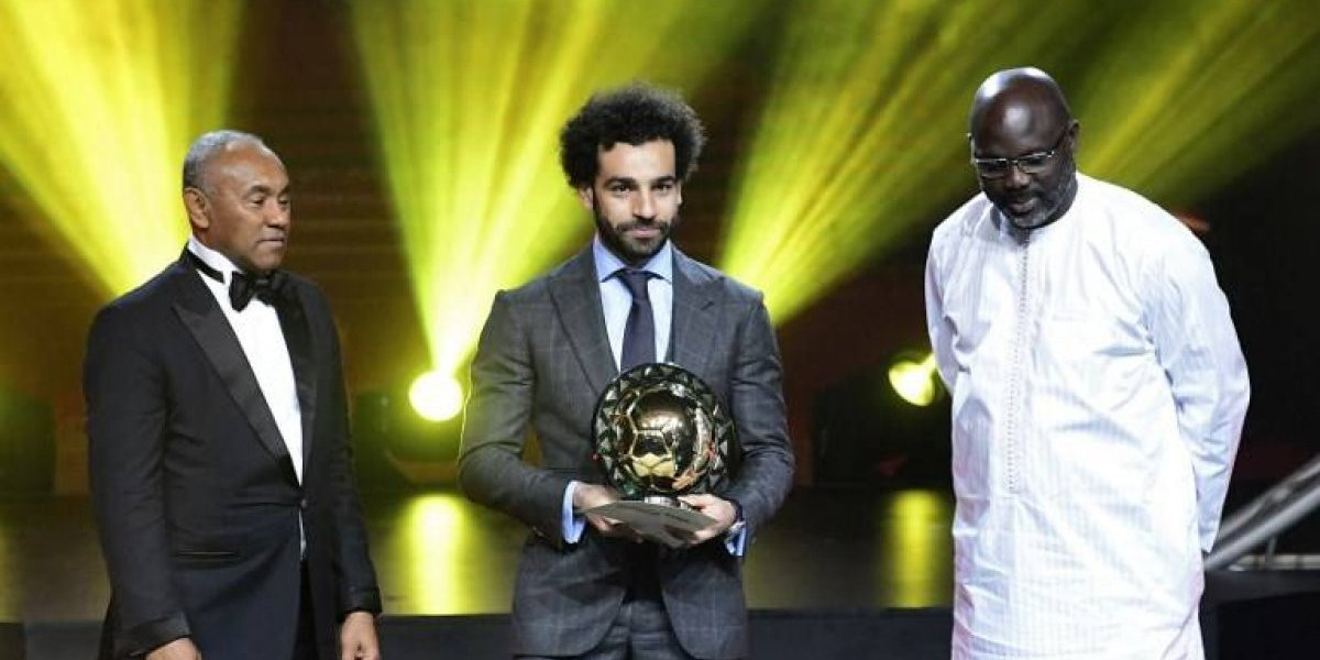 Mohamed Salah revalida su título de mejor jugador del año en África