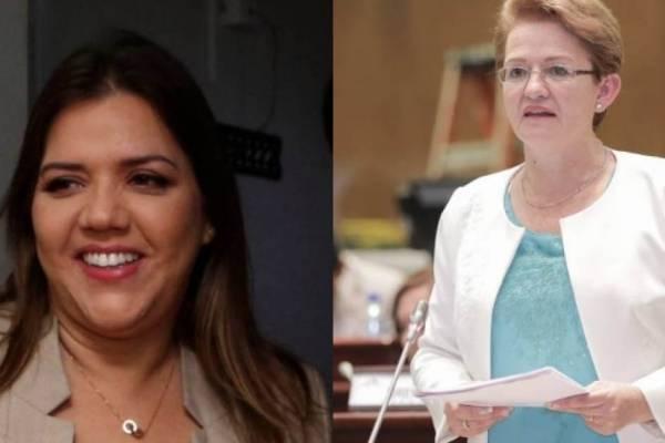 Asamblea declaró improcedente pedido para iniciar el enjuiciamiento penal contra Norma Vallejo y María Alejandra Vicuña