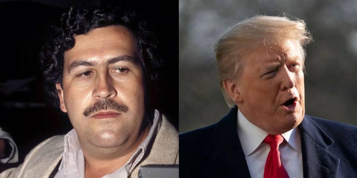 Família de Pablo Escobar quer juntar US$ 50 milhões para financiar impeachment de Trump