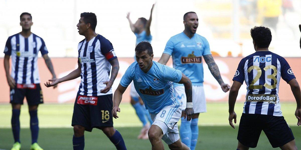 Sporting Cristal no teme a una posible arremetida de Colo Colo por Gabriel Costa