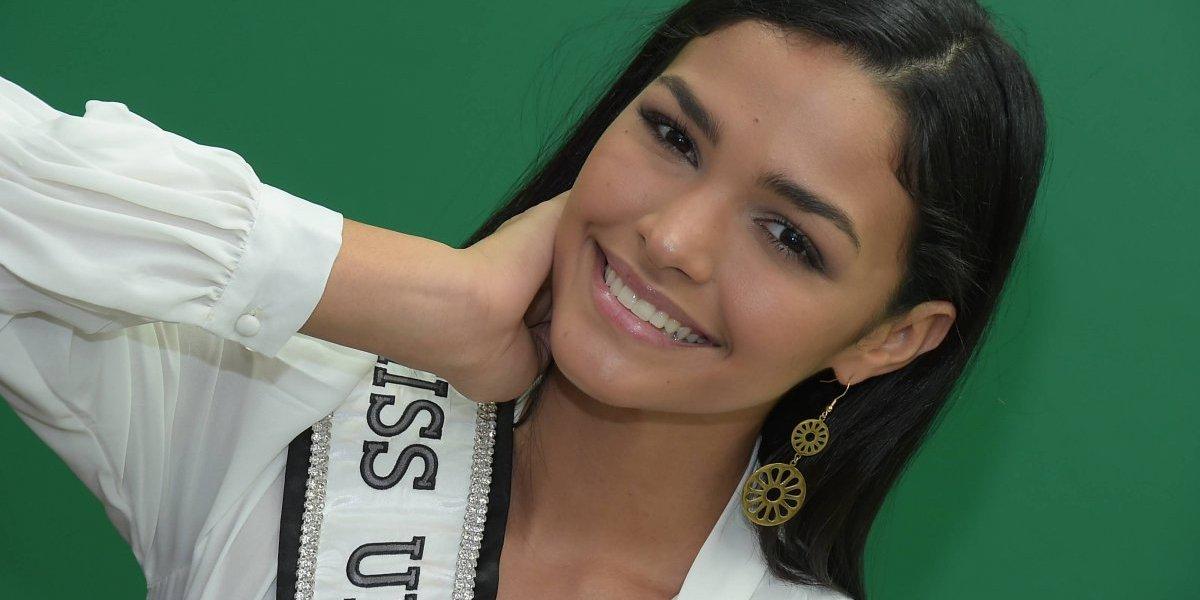 Recuperada Kiara Liz tras su gran participación en Miss Universo 2018