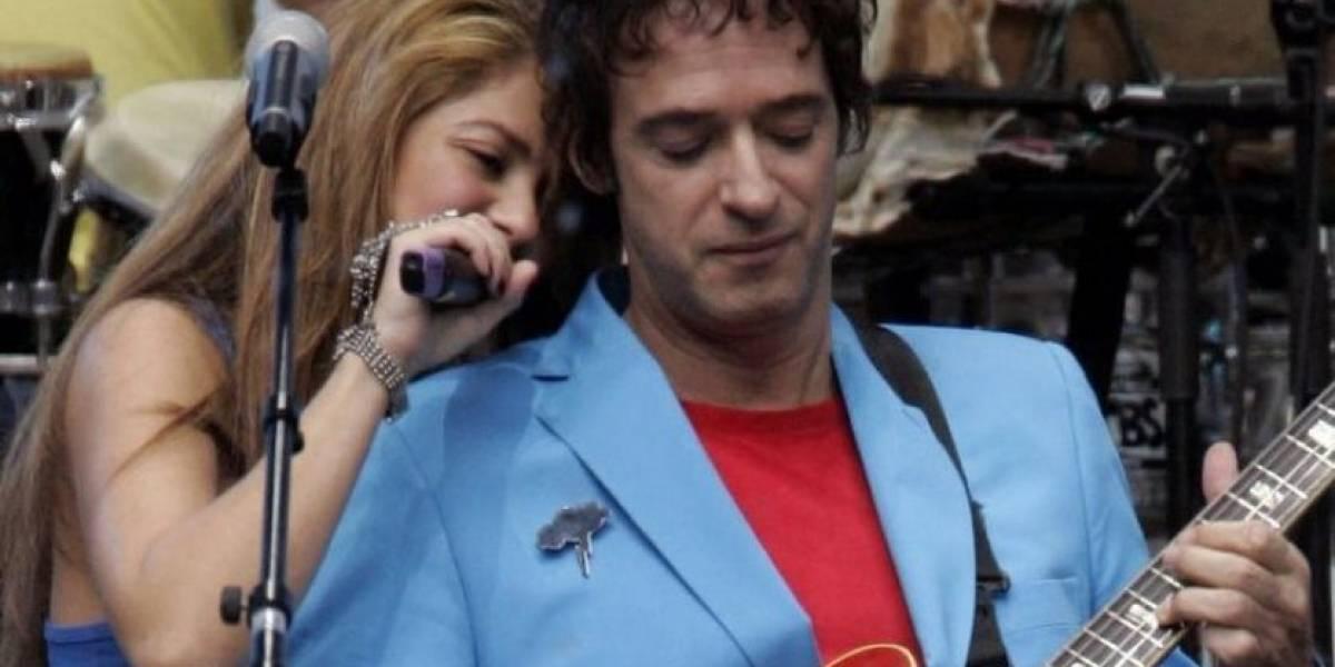 La trágica historia del amor prohibido entre Shakira y Cerati