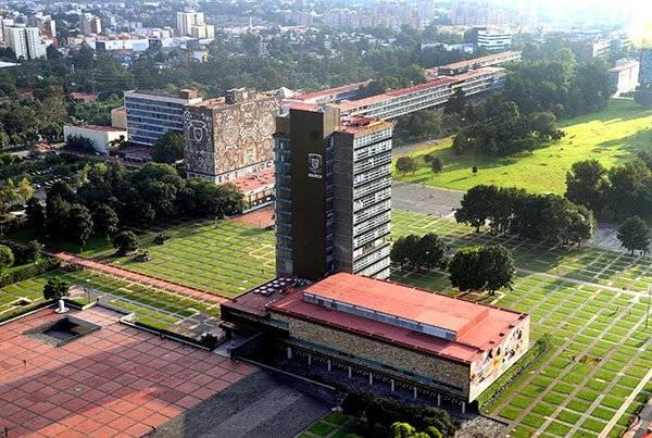 La Universidad reitera su invitación a seguirla en @UNAM_MX Foto: UNAM