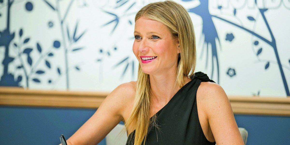 Gwyneth Paltrow hace una 'limpia' con su nuevo libro