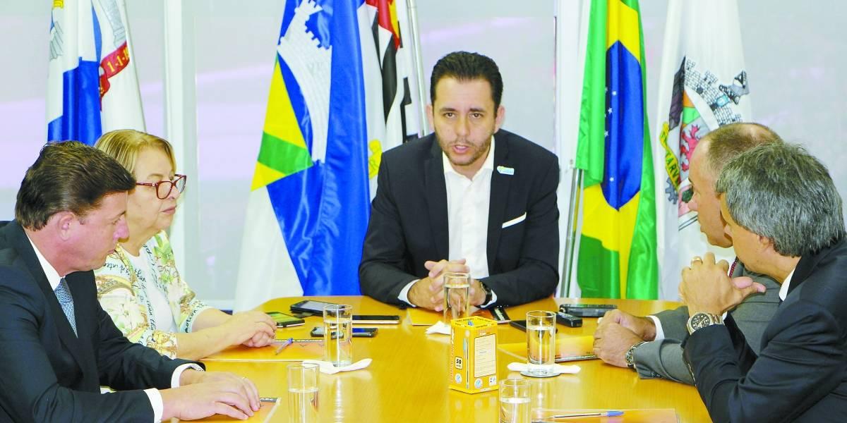 Paulinho Serra vai comandar o Consórcio Intermunicipal do ABC