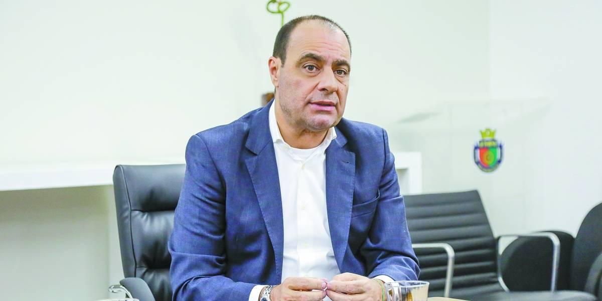 José Auricchio Júnior, prefeito de São Caetano, faz balanço dos dois anos de mandato; leia entrevista