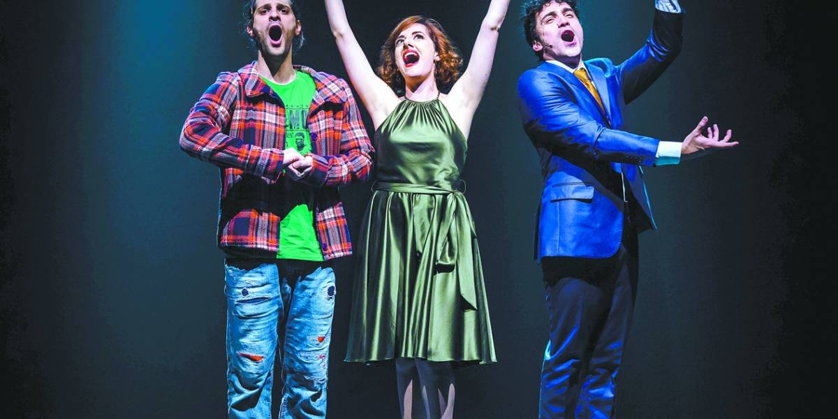 Musical acompanha artista em ascensão em dúvidas sobre a própria carreira