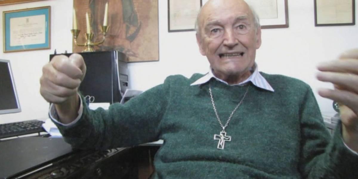 Morre Padre Quevedo, o caçador de enigmas que se popularizou pelo bordão 'isso non ecziste'