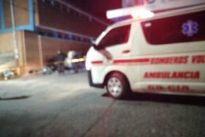 Accidente de tránsito en San José Pinula