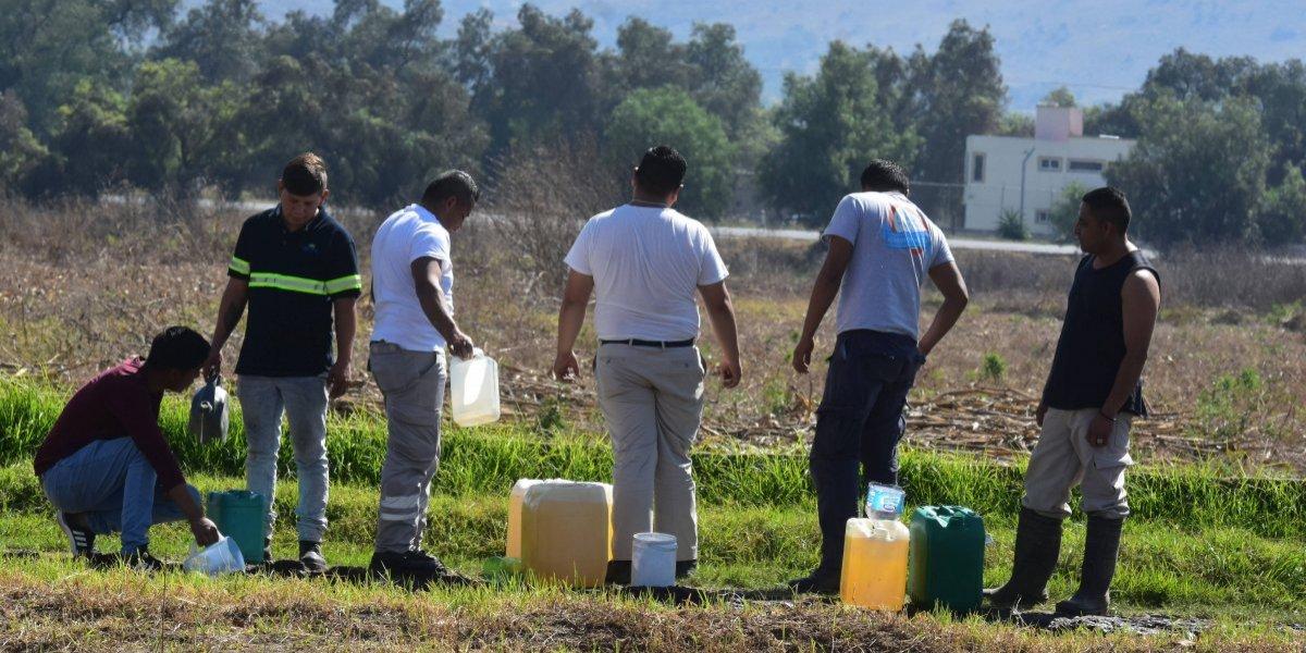 Condenan a 8 años de cárcel a hombre por huachicoleo en Jalisco