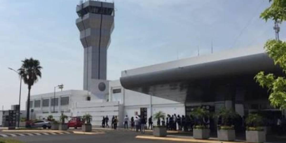 Aeropuerto de Querétaro desmiente cierre por desabasto de gasolina
