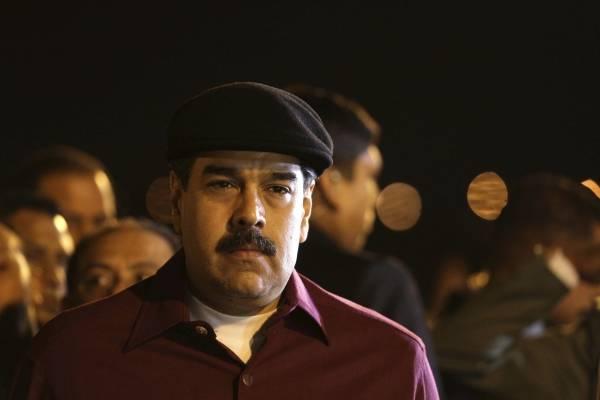 Maduro. AP