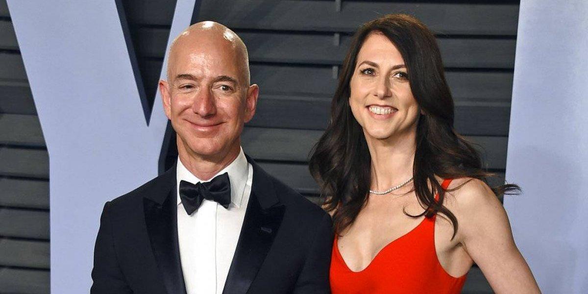 Jeff Bezos anuncia su divorcio ¿Qué pasará con la fortuna de Amazon?