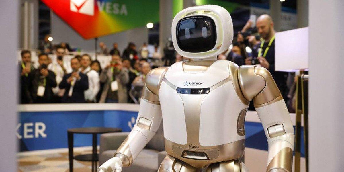 CES 2019: Estos robots pretenden terminar con la soledad del ser humano