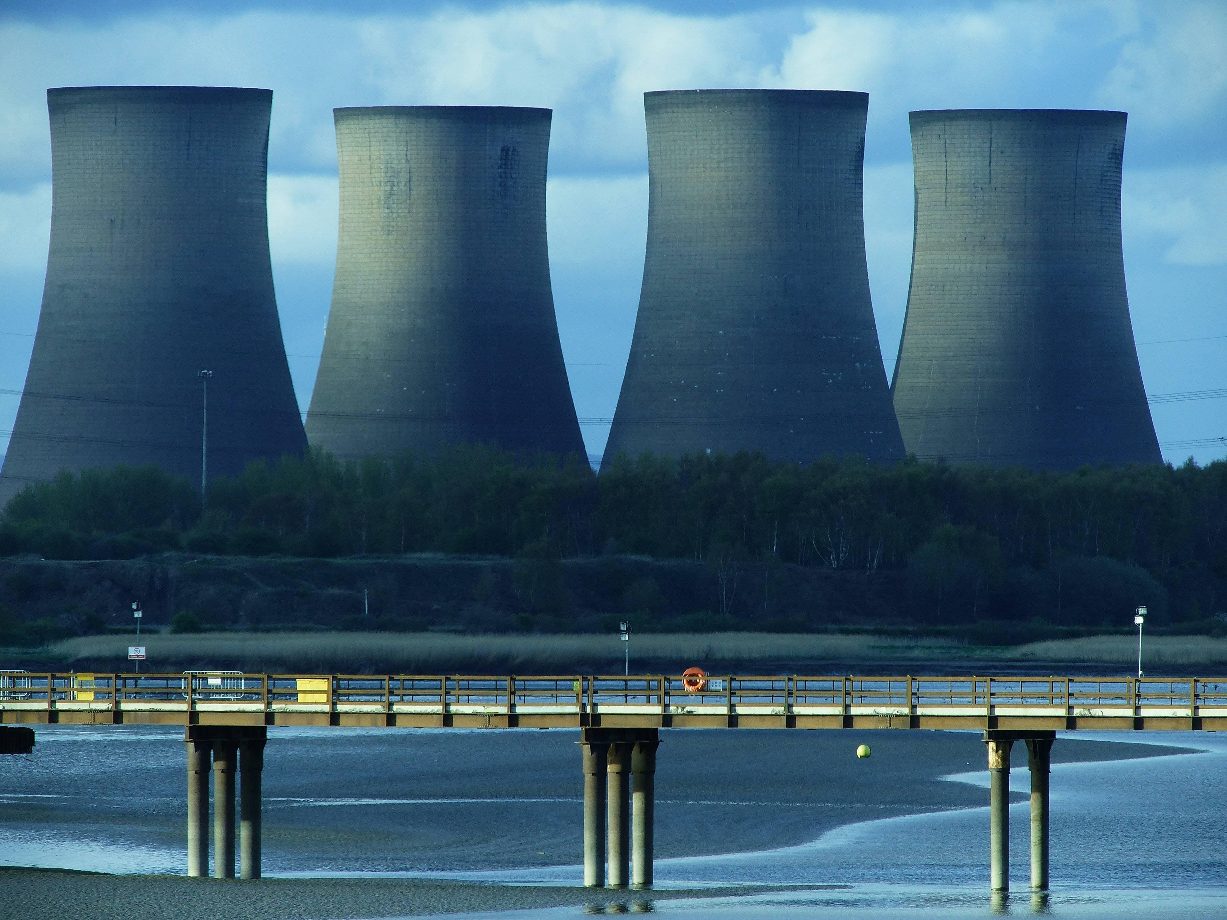 """Bill Gates considera que la energía nuclear es """"ideal"""" para combatir el cambio climático"""