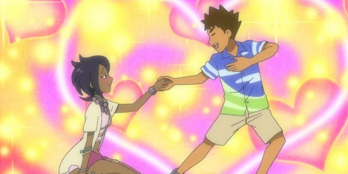 Brock de Pokémon ya tiene novia, después de 20 años