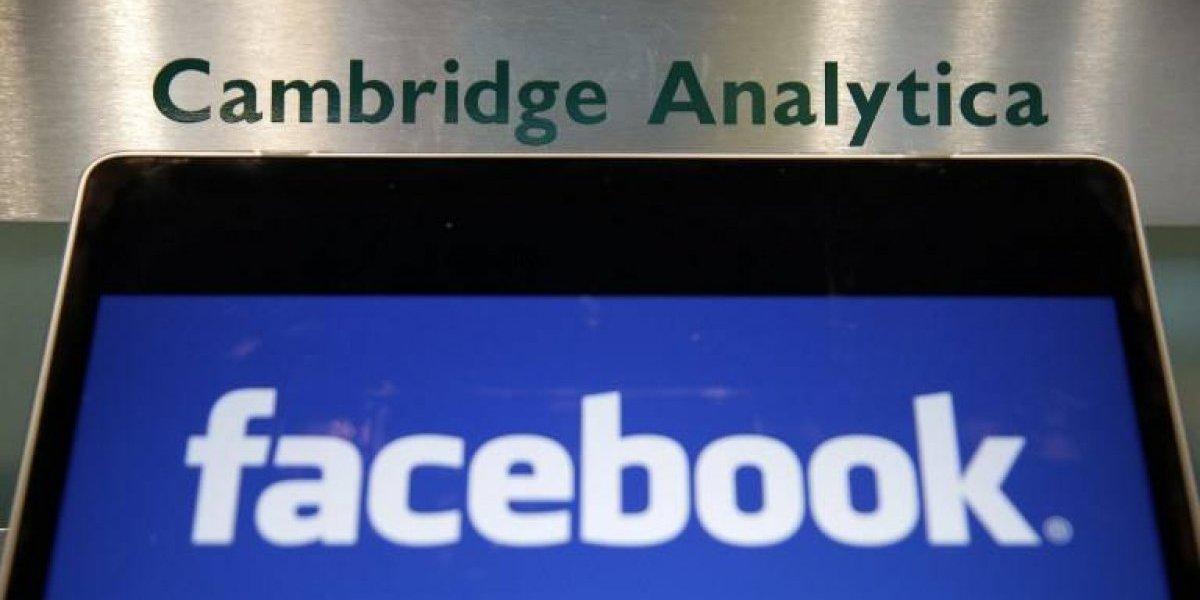 Cambridge Analytica, culpable en caso de uso ilegal de datos de Facebook