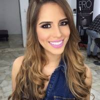 Rosibel Zambrano, esposa de Vito Muñoz